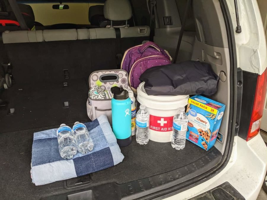 emergency car kit essentials checklist for every car and for winter and summer with pdf downloads