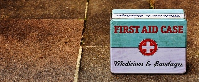 first aid kit for weird and crazy preppers