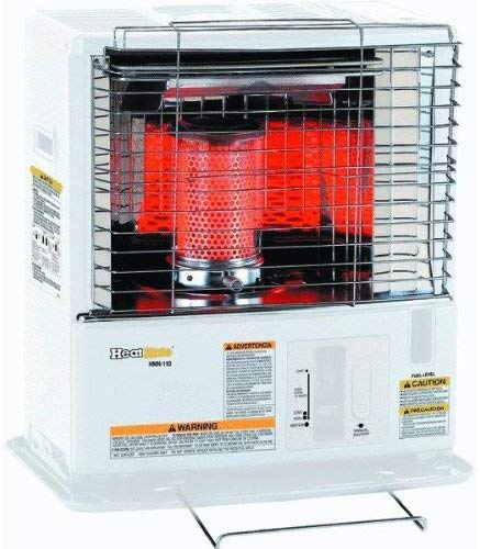 use kerosene heaters to prepare for a winter power outage and stay warm