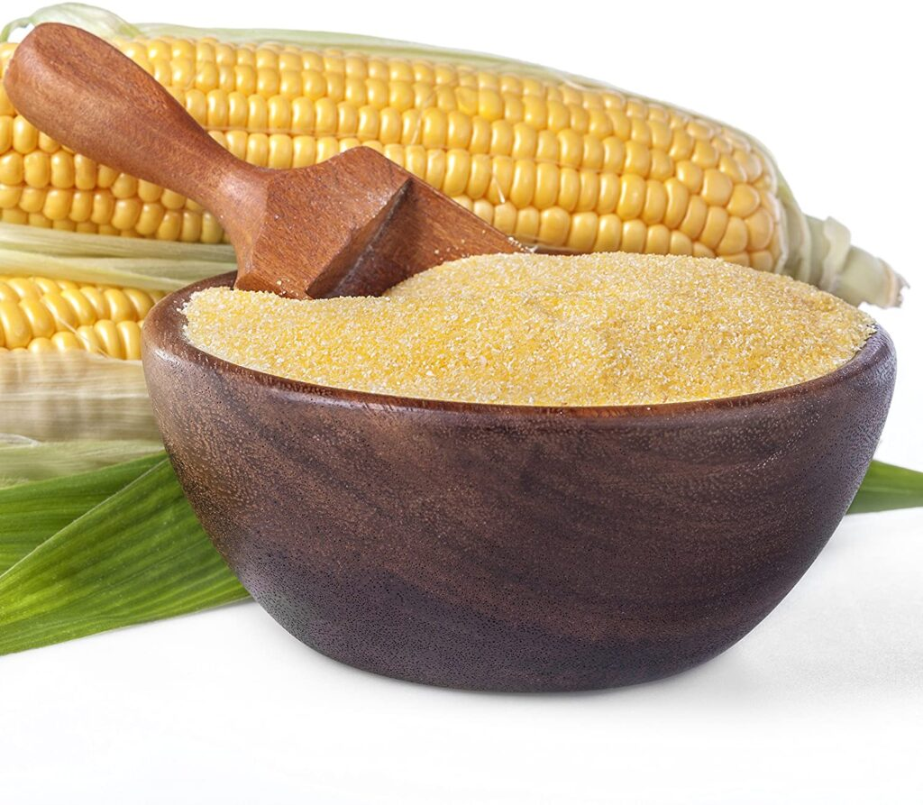 cornmeal is one of the best foods for food storage