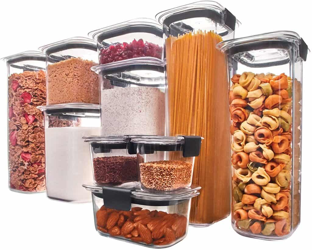 best food storage containers for the pantry