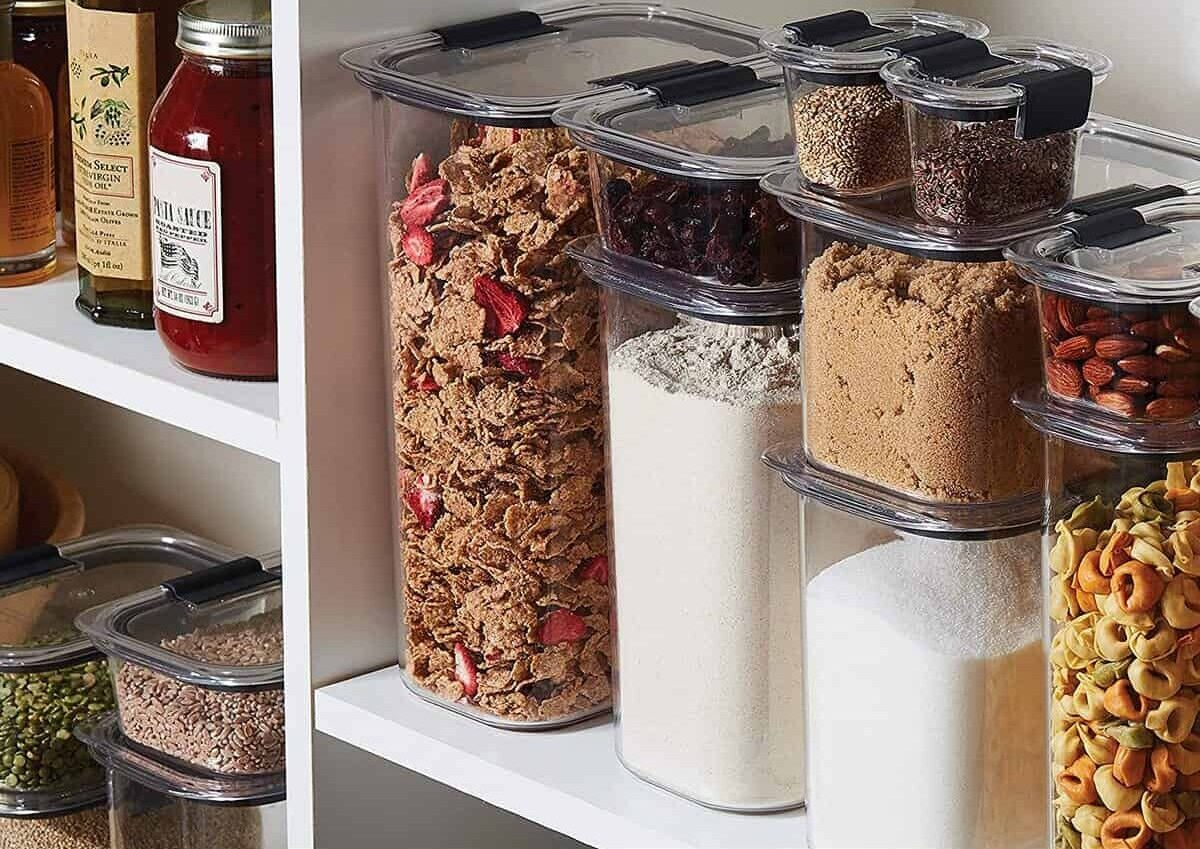 what are the best pantry food storage containers