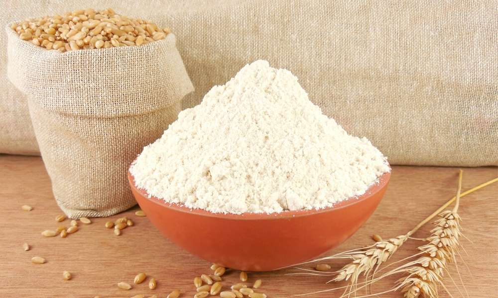uses of hard what flour