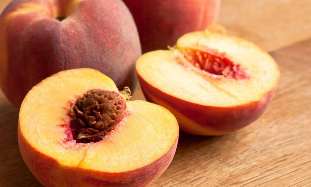 how to prepare a peach seed or pit for planting