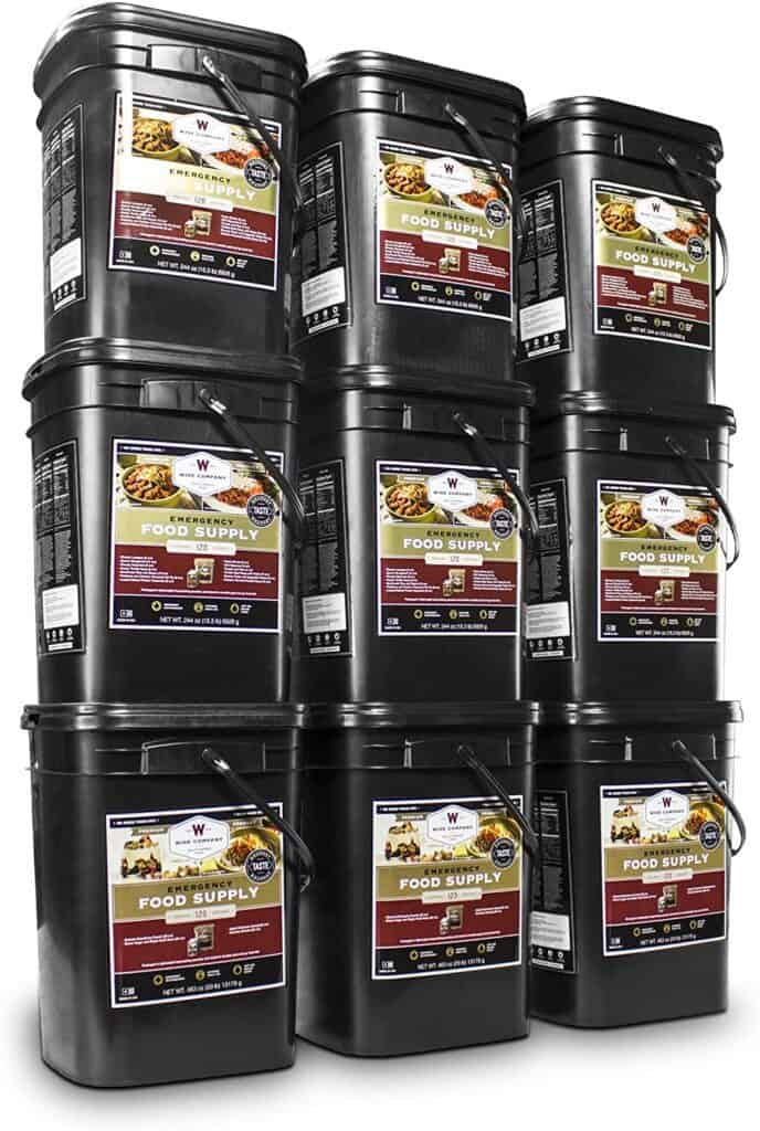 best food storage items full freeze dried meals