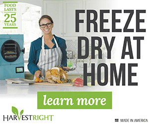 freeze dyers by harvest right
